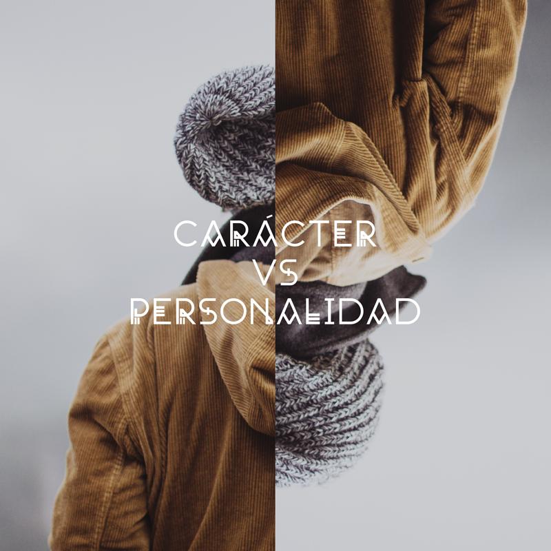 Carácter VS Personalidad: Flemático