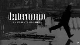 Deuteronomio -El presente